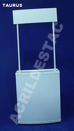 Balcão Display Fabrica de Stand Promocional PDV Desmontavel TAURUS