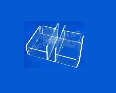 Porta Sache e guardanapos de acrilico para mesa de Restaurantes
