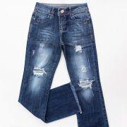 Calça Jeans Valente Calça Boot Cut Inf 510201