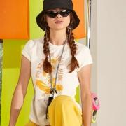 Camiseta Colcci Fun Off Essência 345300695