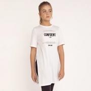 Camiseta Dimy Candy Confident Com Abertura Nas Laterais 82652