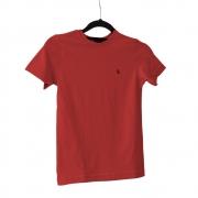 Camiseta King e Joe Básica Vermelha Ca03001K