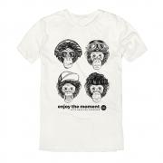 Camiseta King E Joe Monkeys Ca03031K
