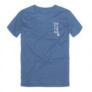 Camiseta King E Joe Natureza Azul Ca03066K