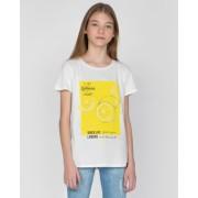 Camiseta Menina Dimy Candy Limão Siciliano 82190