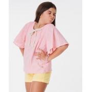 Camiseta L2M Helô Rosa 41291