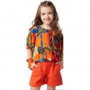 Conjunto Camu Camu Tropicalia 8230