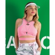 Cropped Fruto Rosa Neon 42550344
