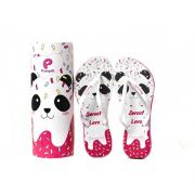 Sandália Menina Pampili Tubo Panda 302885