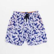 Short Menino Boy Forever Tactell Floral 632507