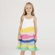 Vestido Beabá Arco Íris 818012