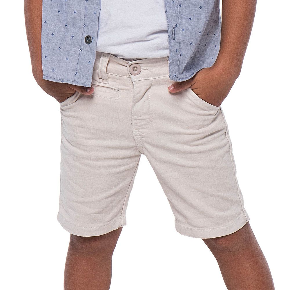 Bermuda Menino Mania Kids 90476Cru