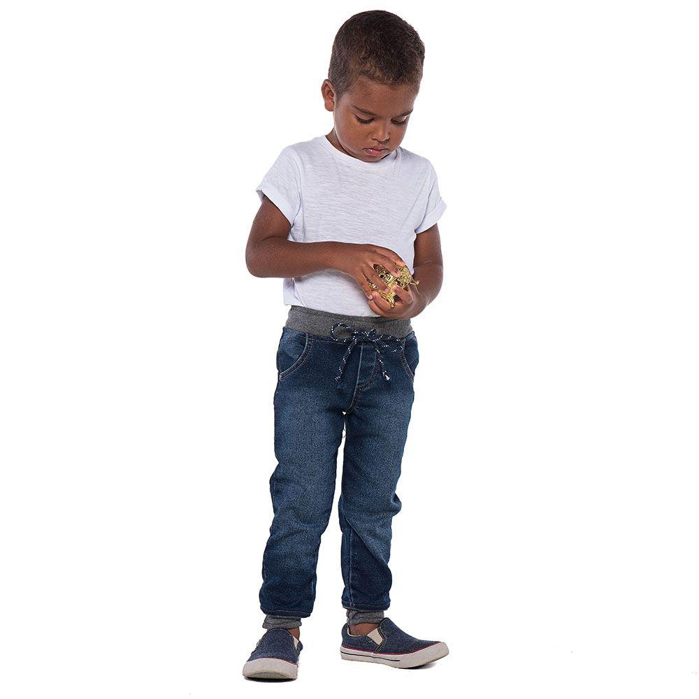 Calça Jeans Menino Mania Kids 80510