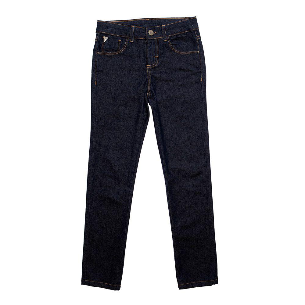 Calça Mania Kids Jeans Escuro 60893