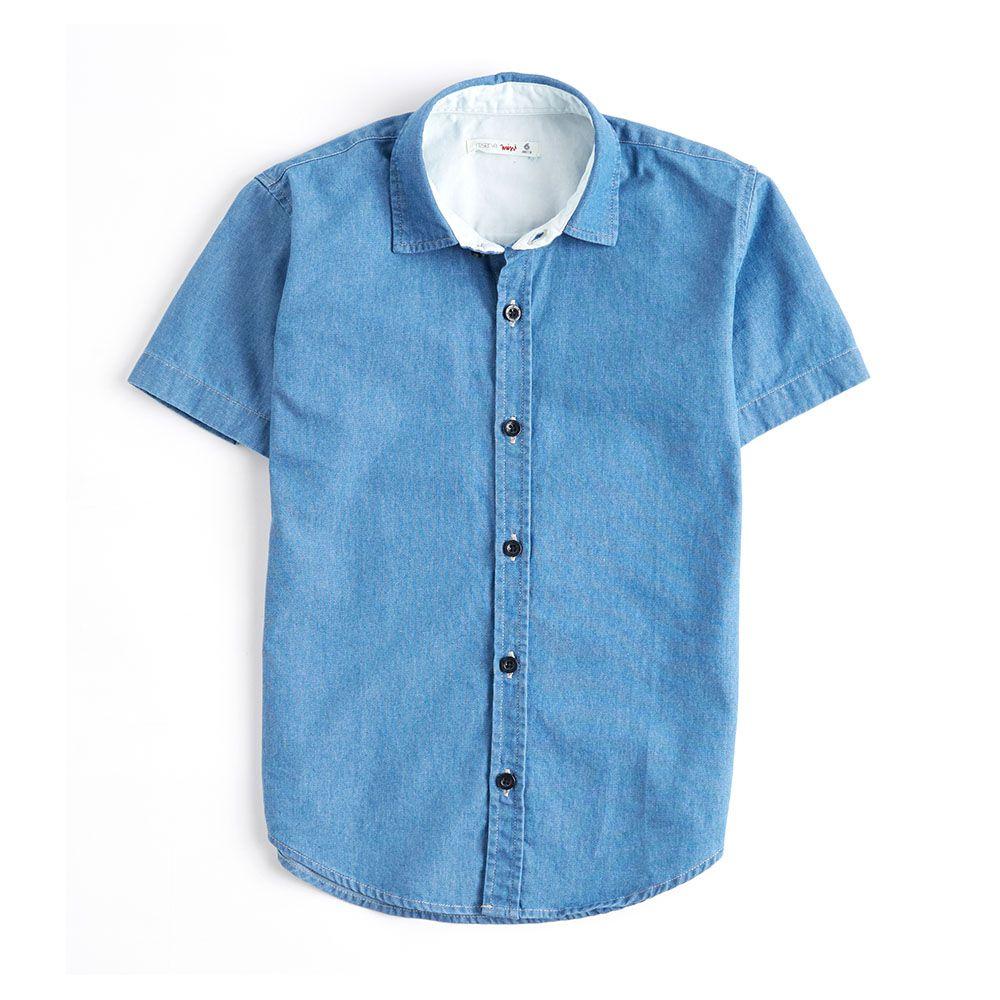 Camisa Mc Menino Reserva Jeans Caibi A35674