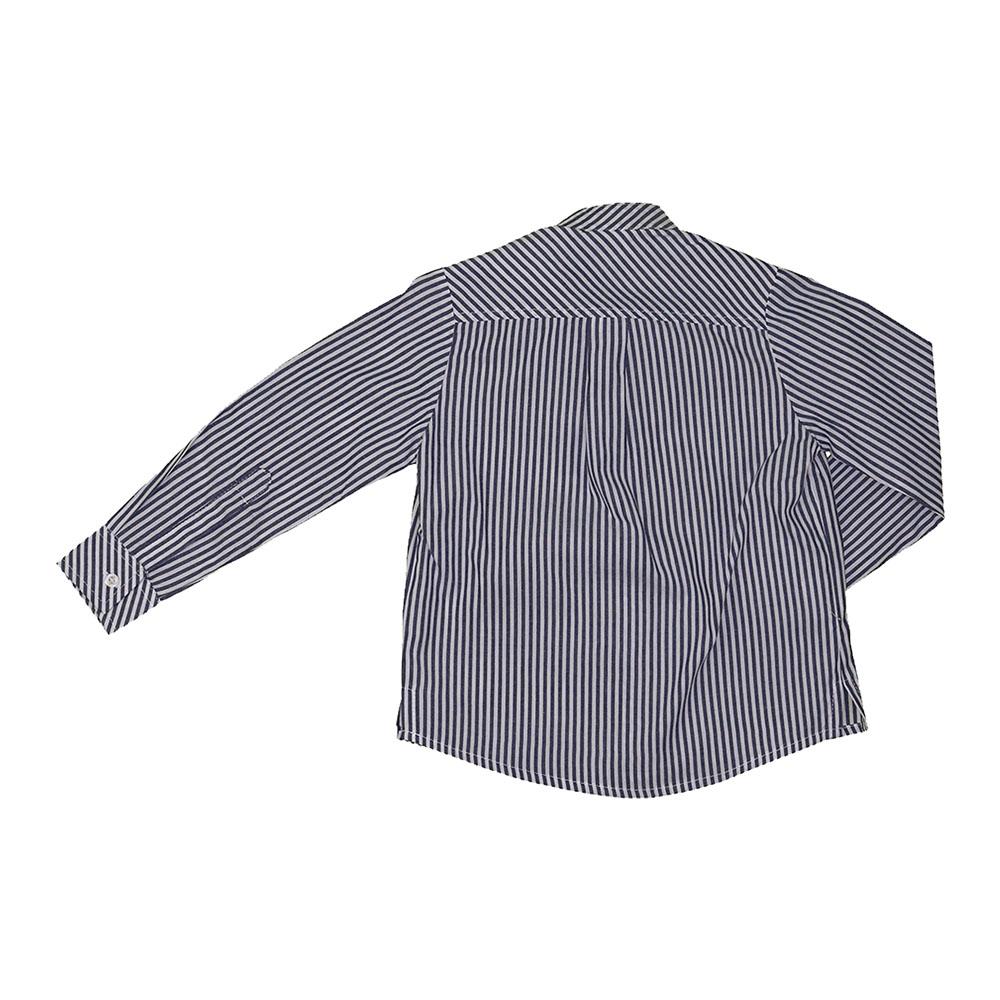 Camisa Menino Beabá Manga Longa Listrado 808108