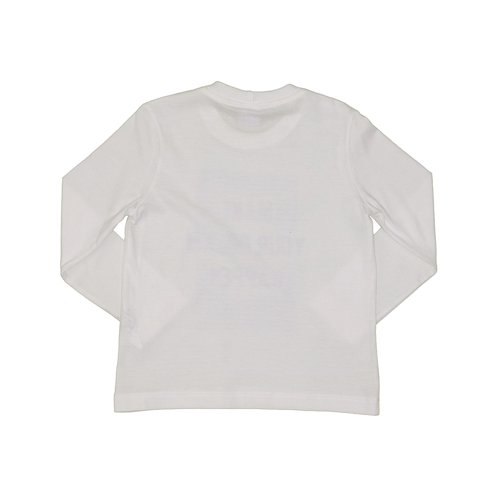 Camiseta Beabá Manga Longa Make Your Dream 808131