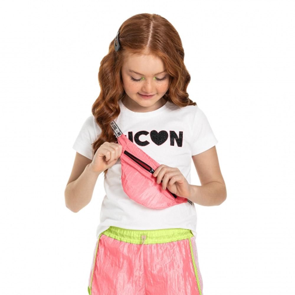 Camiseta Gloss Icon Branca 31249br