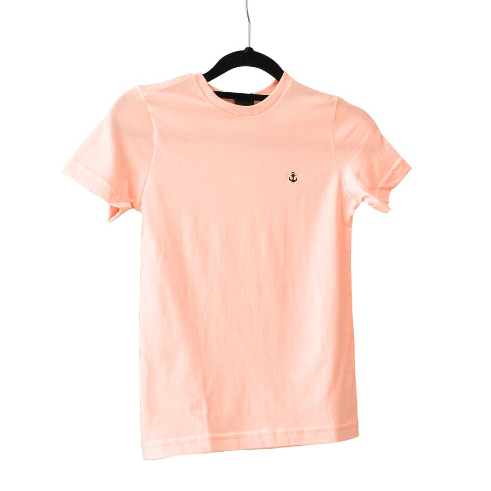 Camiseta King e Joe Básica Coral Ca03001K