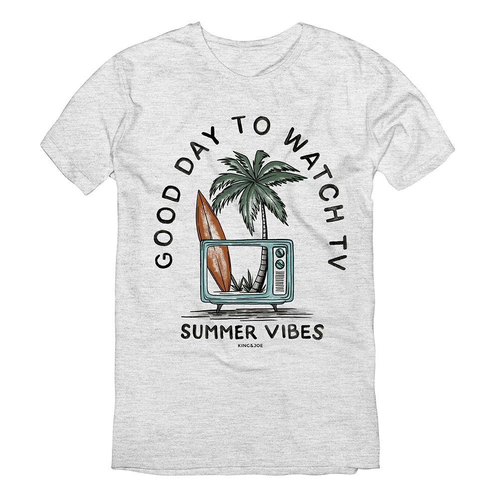 Camiseta King e Joe Good Day Ca03046K