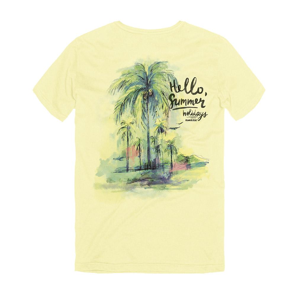 Camiseta King E Joe Hello Summer Ca03049K