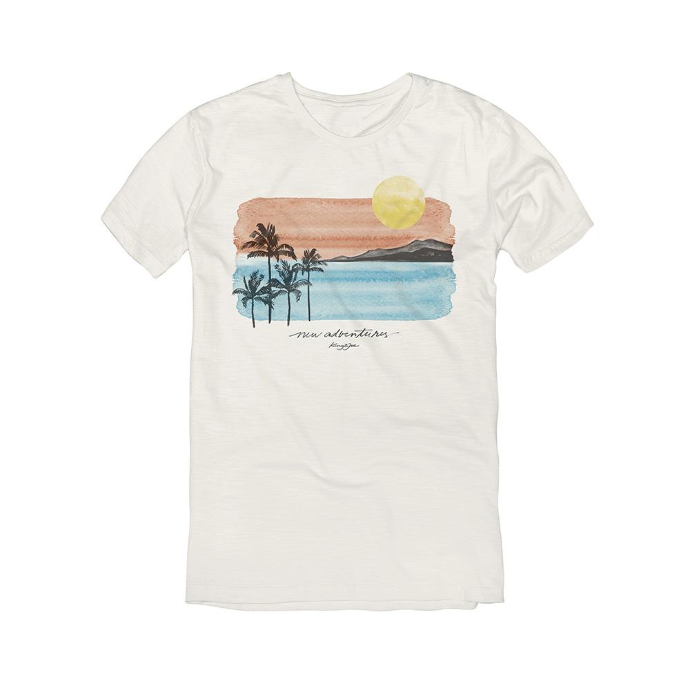 Camiseta King e Joe Tropical Paradise CA03062K