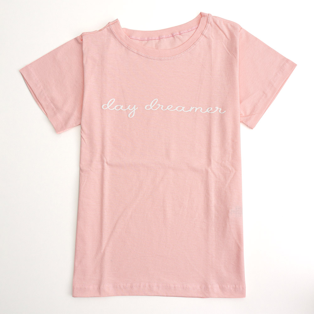 Camiseta Menina É Cada Uma Day Dream
