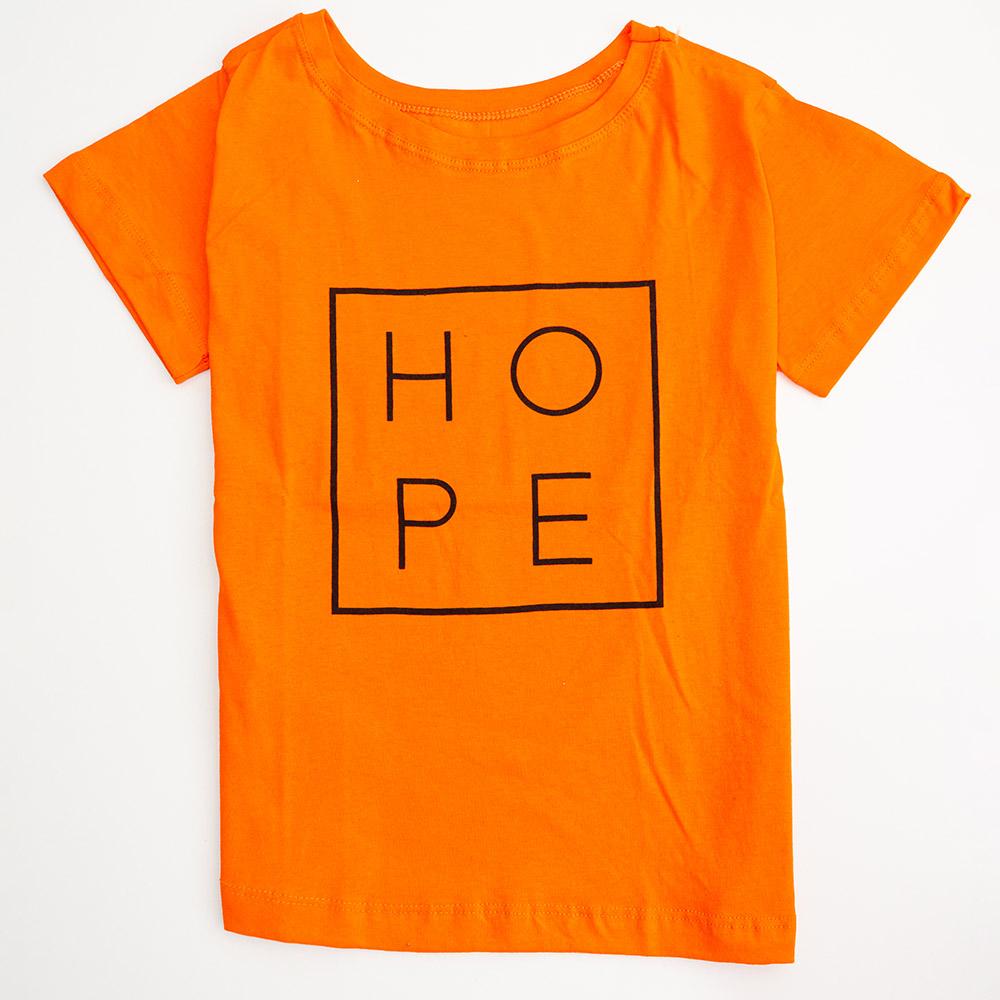 Camiseta Menina É Cada Uma Hope