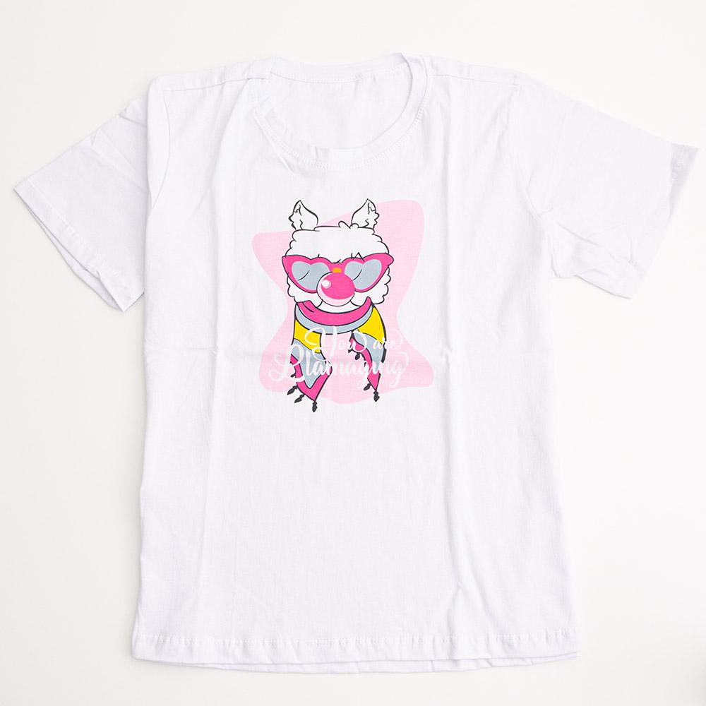 Camiseta Menina É Cada Uma You Are