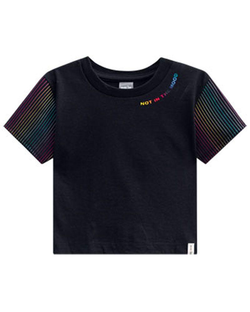 Camiseta Menina Ever Be Not In The Mood 60066