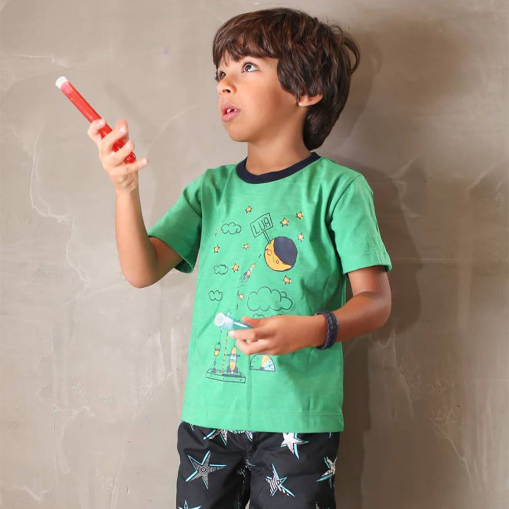 Camiseta Nicobaldo Tshirt Maquina Tsh56