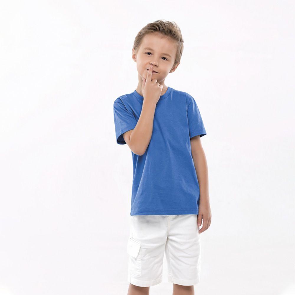 Camiseta Menino Quimby Azul 27719
