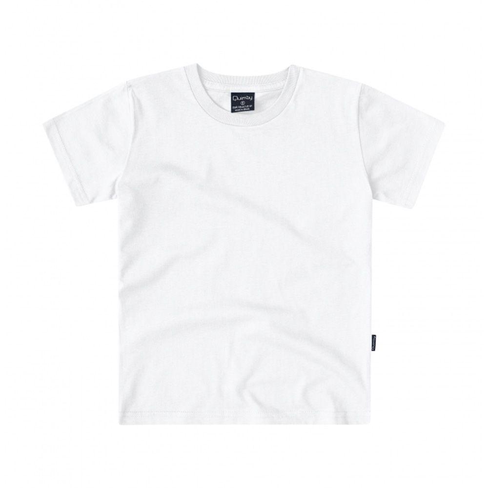 Camiseta Menino Quimby Branca 27719