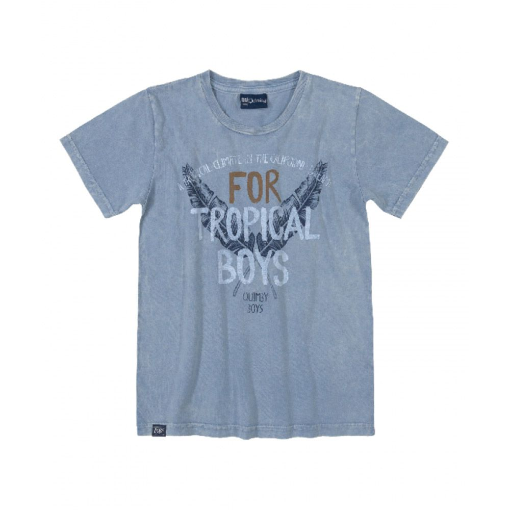 Camiseta Quimby Tropical 28042