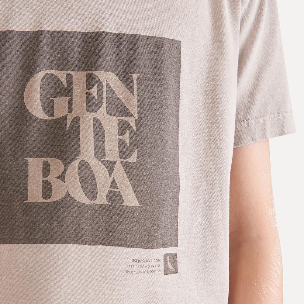 Camiseta Menino Reserva Boa Gente 52477