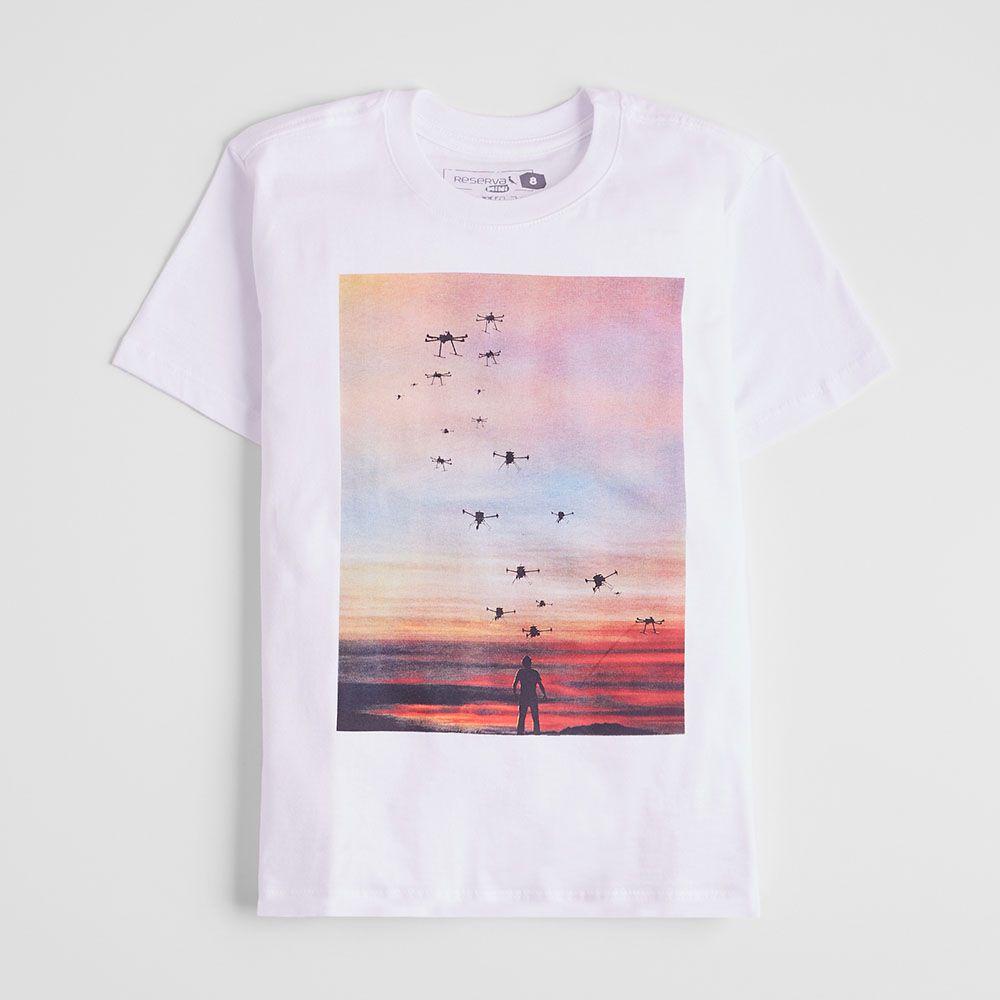 Camiseta Menino Reserva Drone 46918