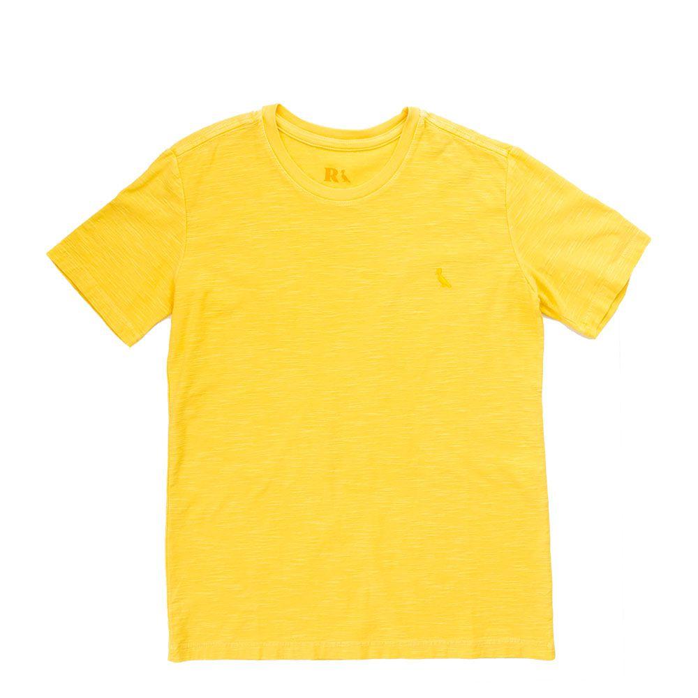 Camiseta Menino Reserva Flame Stone Amarelo 48018