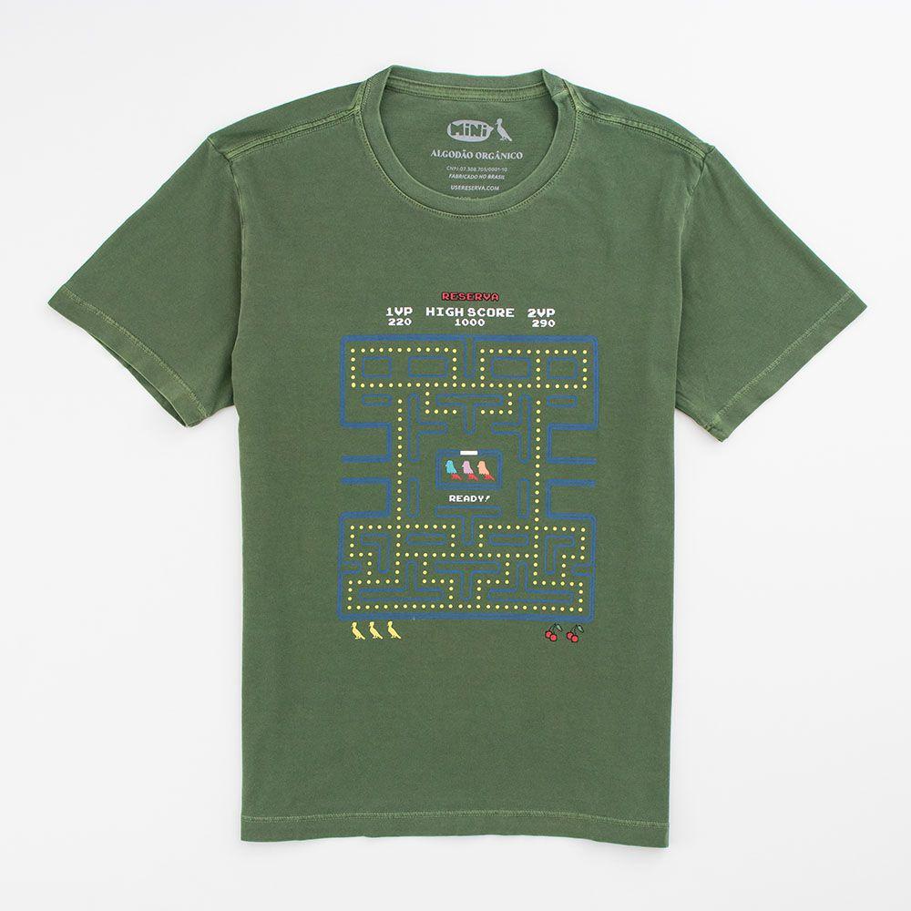 Camiseta Reserva Game Ready Verde 50741