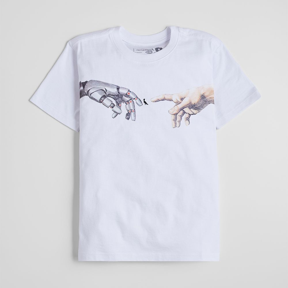 Camiseta Menino Reserva Loading 46935