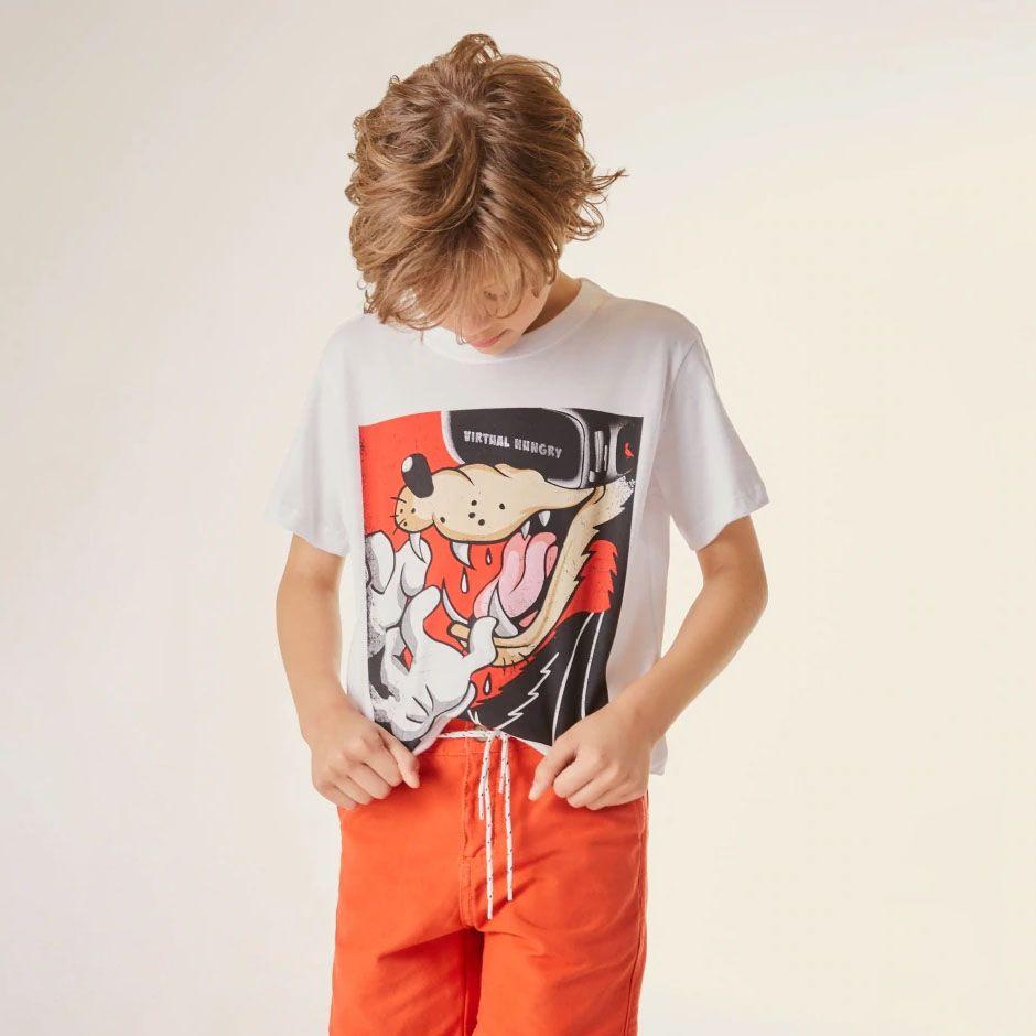 Camiseta Menino Reserva Pateta 46849