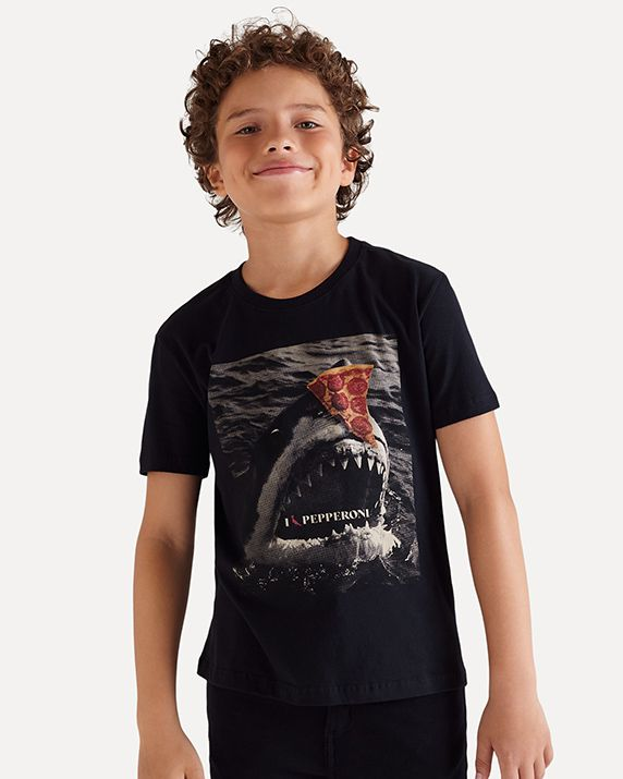 Camiseta Menino Reserva Pepperoni 52499