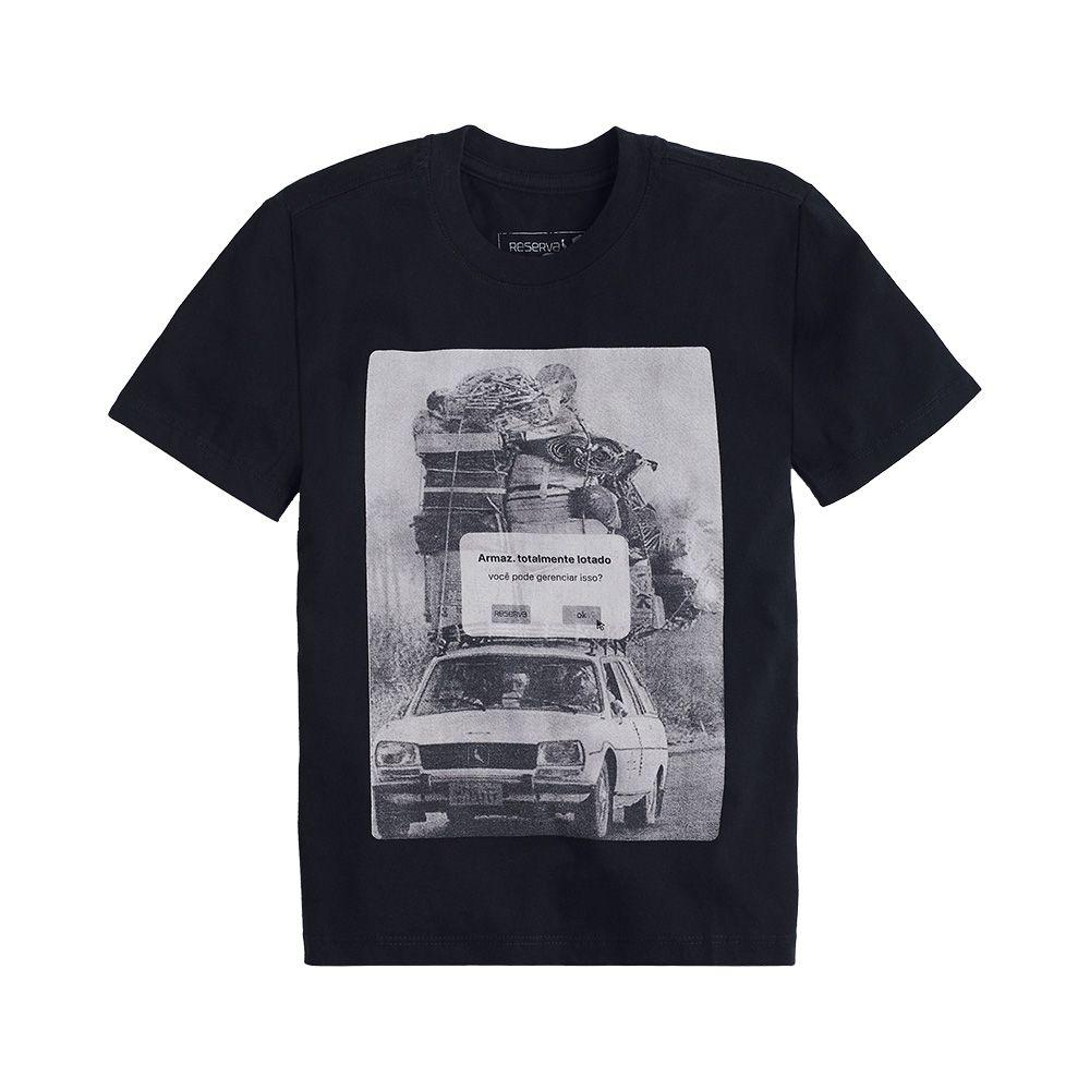 Camiseta Menino Reserva Quase Cheio 46906