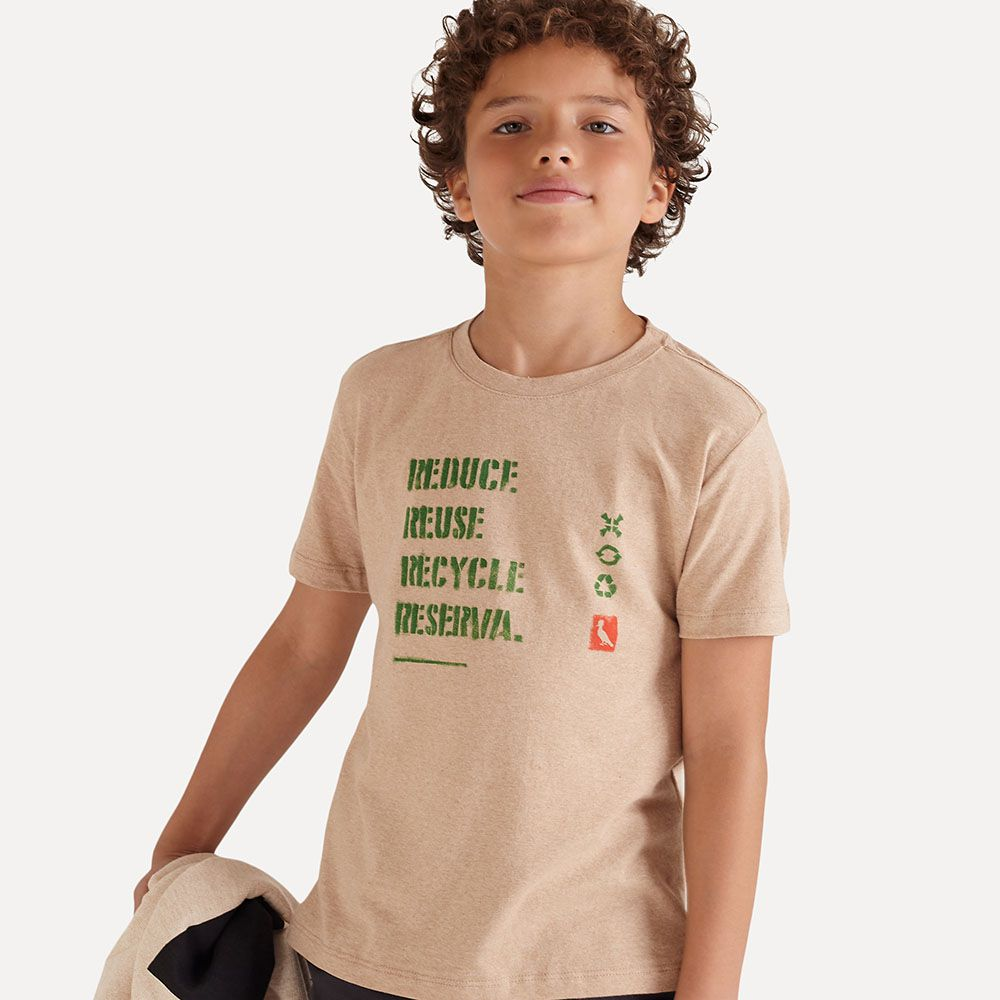 Camiseta Menino Reserva Recicle 51657