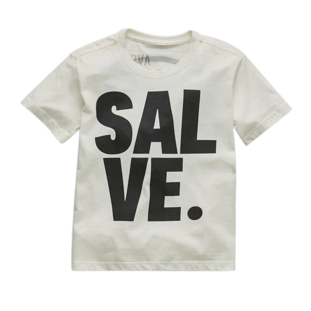 Camiseta Menino Reserva Salve 44710