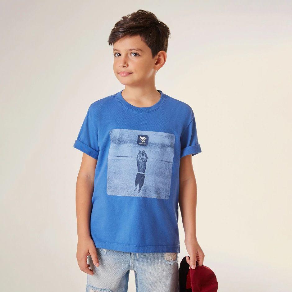 Camiseta Menino Reserva Silêncio 46871