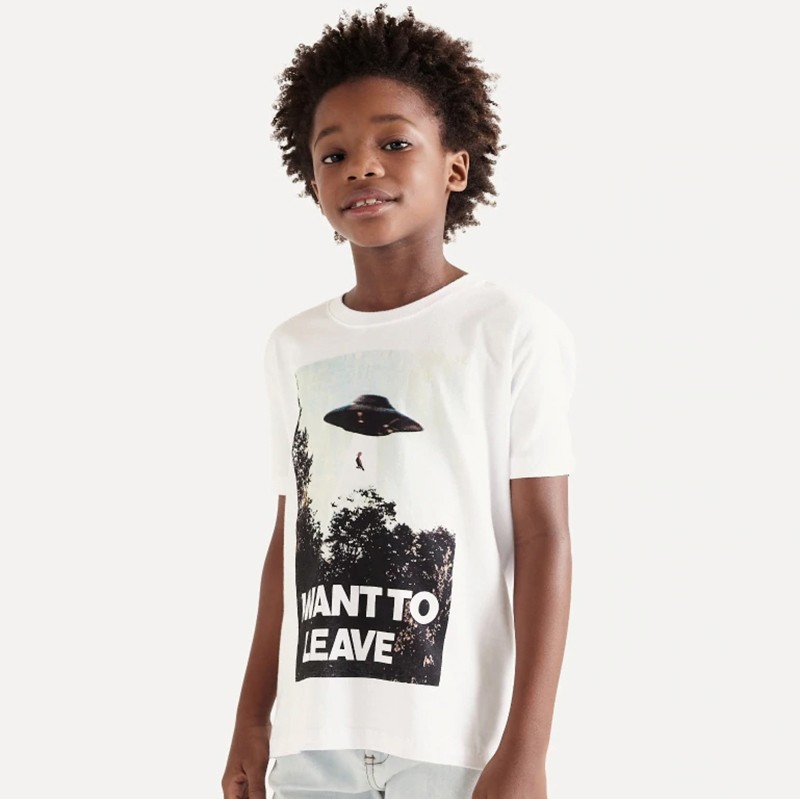 Camiseta Menino Reserva Want To Leave 52508