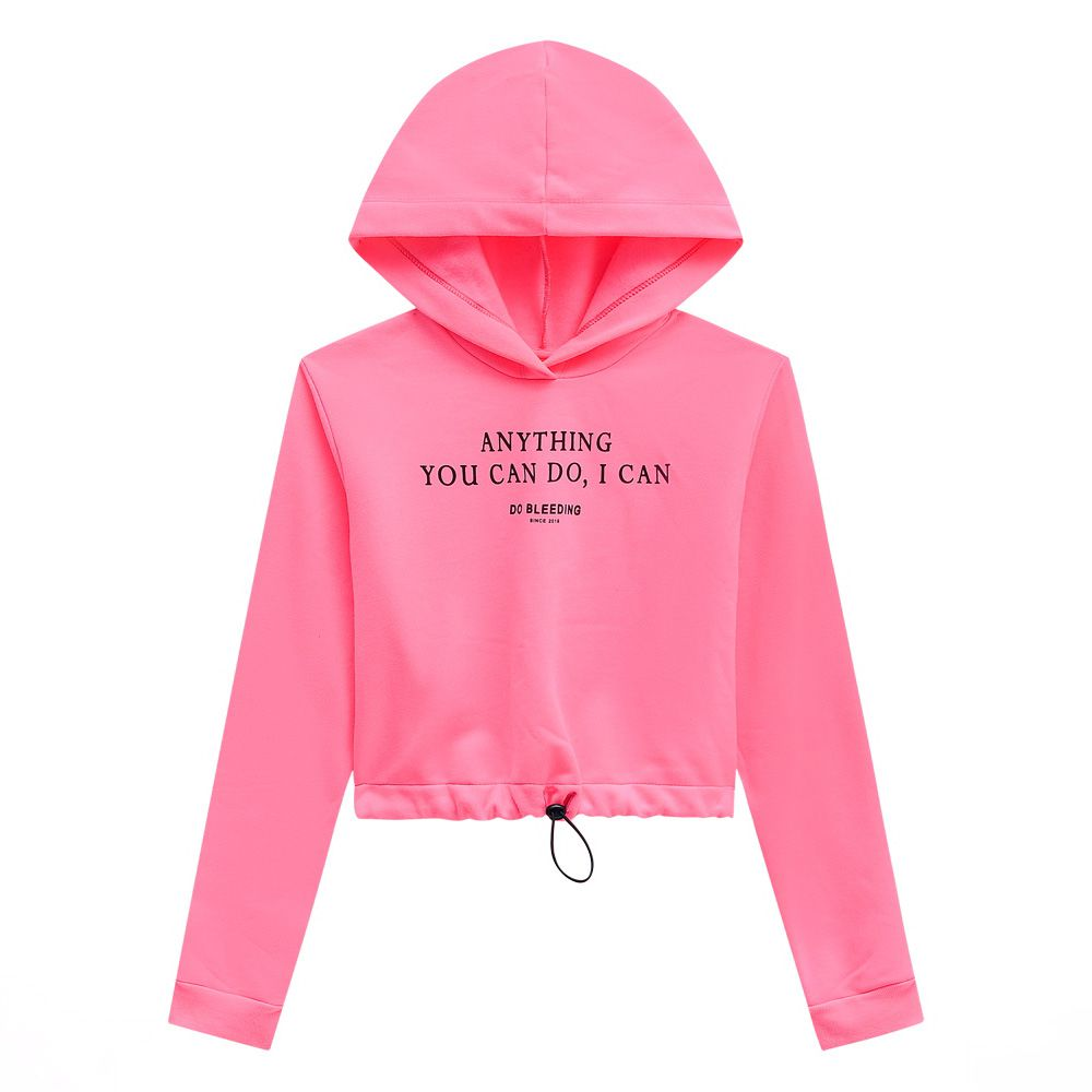 Casaco Menina Nuv On Rosa Neon 60252