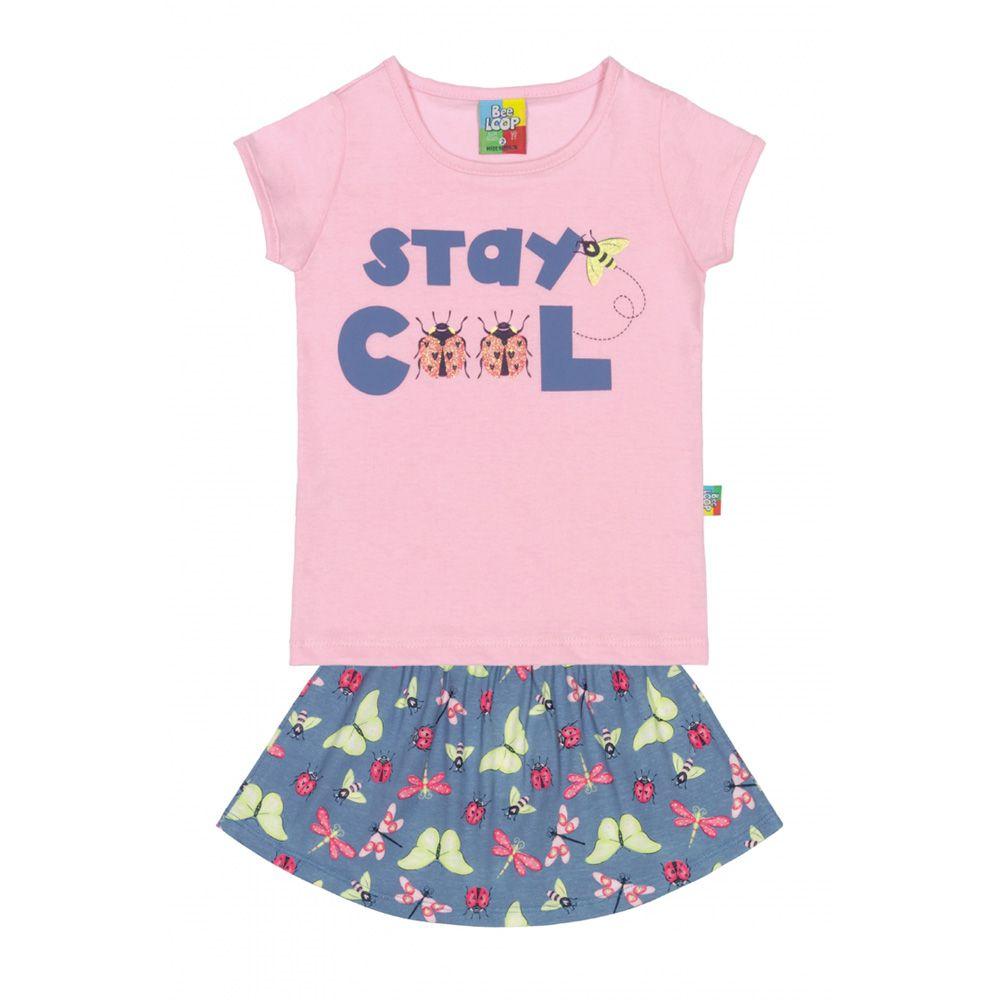 Conjunto Bee Loop Stay Cool Joan Rosa 13457