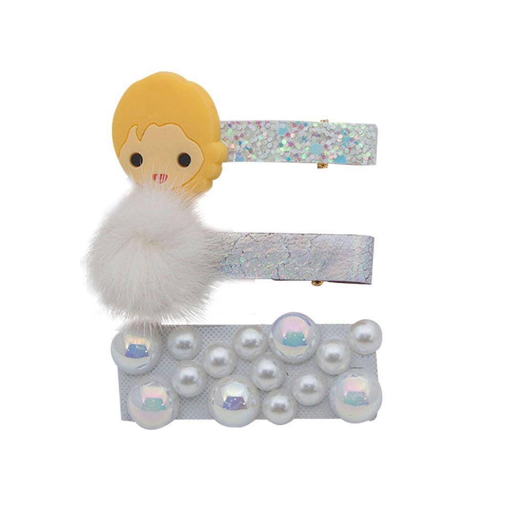 Hair Slide Menina Mug Frozen