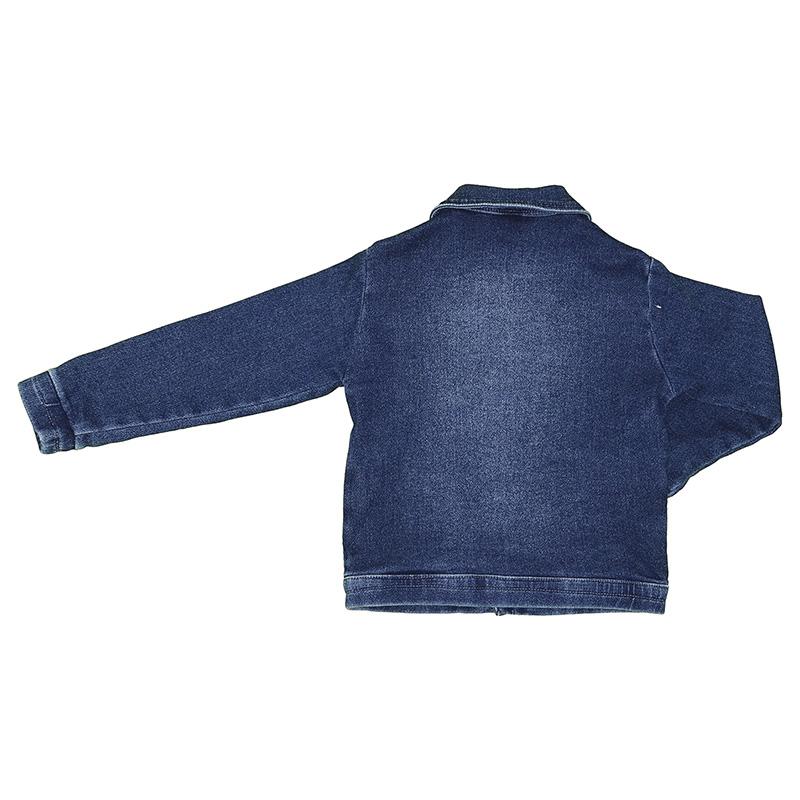 Jaqueta Menino Beabá Jeans Jersey 808121
